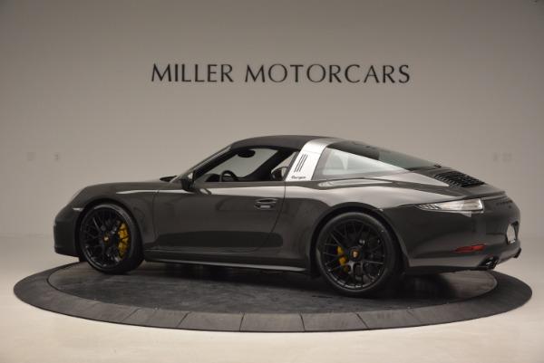 Used 2016 Porsche 911 Targa 4 GTS for sale Sold at Alfa Romeo of Westport in Westport CT 06880 15