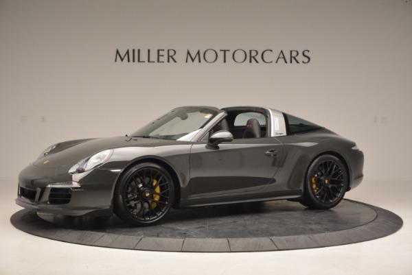 Used 2016 Porsche 911 Targa 4 GTS for sale Sold at Alfa Romeo of Westport in Westport CT 06880 2