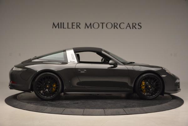 Used 2016 Porsche 911 Targa 4 GTS for sale Sold at Alfa Romeo of Westport in Westport CT 06880 20