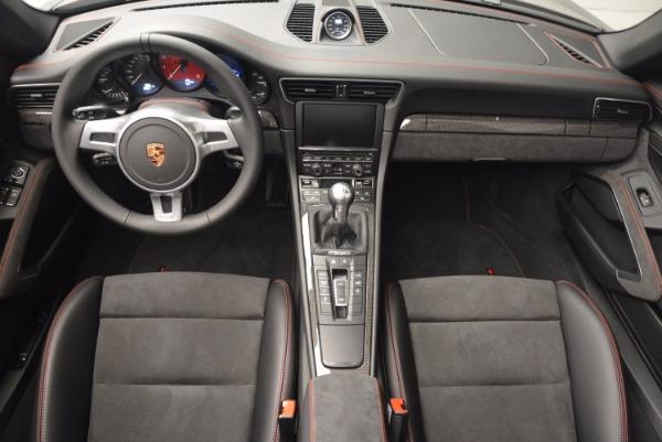 Used 2016 Porsche 911 Targa 4 GTS for sale Sold at Alfa Romeo of Westport in Westport CT 06880 25