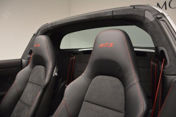 Used 2016 Porsche 911 Targa 4 GTS for sale Sold at Alfa Romeo of Westport in Westport CT 06880 26