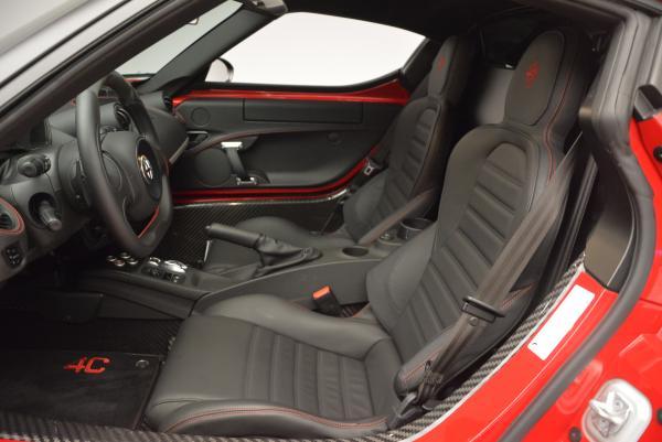 Used 2015 Alfa Romeo 4C for sale Sold at Alfa Romeo of Westport in Westport CT 06880 14
