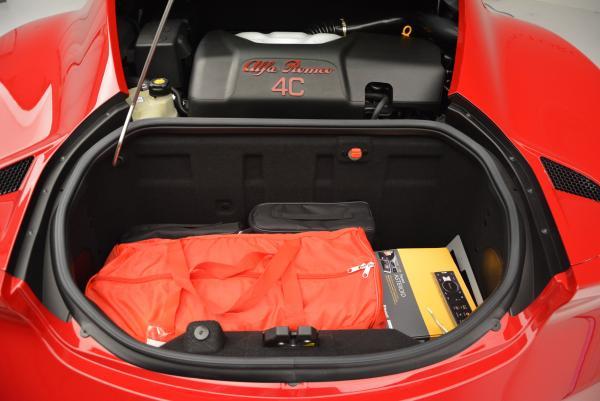 Used 2015 Alfa Romeo 4C for sale Sold at Alfa Romeo of Westport in Westport CT 06880 23