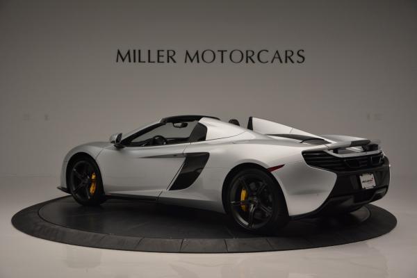 New 2016 McLaren 650S Spider for sale Sold at Alfa Romeo of Westport in Westport CT 06880 4