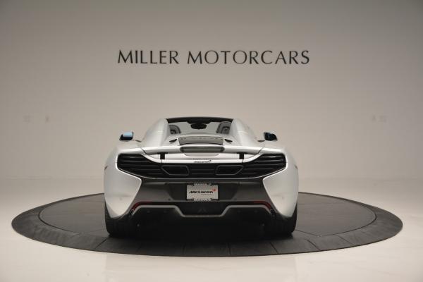 New 2016 McLaren 650S Spider for sale Sold at Alfa Romeo of Westport in Westport CT 06880 5