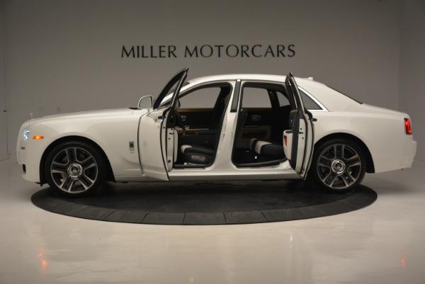 New 2017 Rolls-Royce Ghost for sale Sold at Alfa Romeo of Westport in Westport CT 06880 14