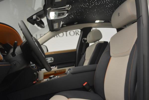 New 2017 Rolls-Royce Ghost for sale Sold at Alfa Romeo of Westport in Westport CT 06880 17