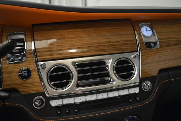 New 2017 Rolls-Royce Ghost for sale Sold at Alfa Romeo of Westport in Westport CT 06880 22