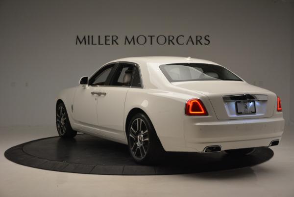 New 2017 Rolls-Royce Ghost for sale Sold at Alfa Romeo of Westport in Westport CT 06880 5