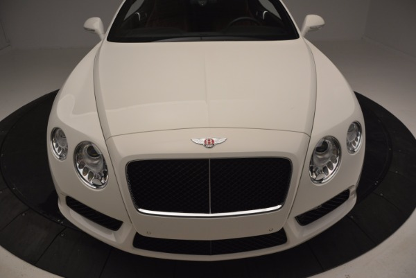 Used 2013 Bentley Continental GT V8 for sale Sold at Alfa Romeo of Westport in Westport CT 06880 13