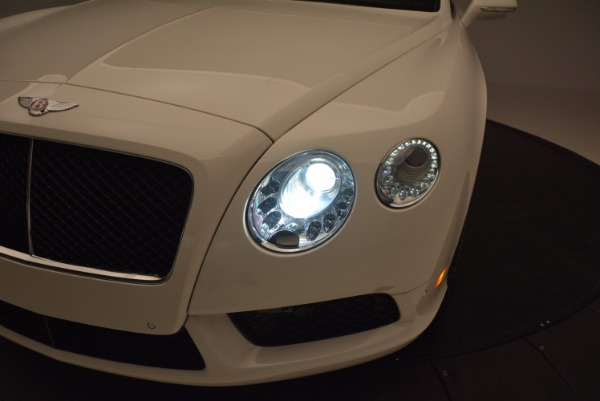 Used 2013 Bentley Continental GT V8 for sale Sold at Alfa Romeo of Westport in Westport CT 06880 17