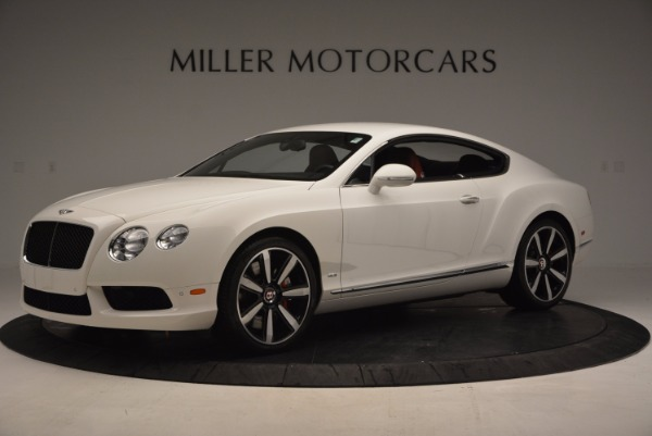 Used 2013 Bentley Continental GT V8 for sale Sold at Alfa Romeo of Westport in Westport CT 06880 2