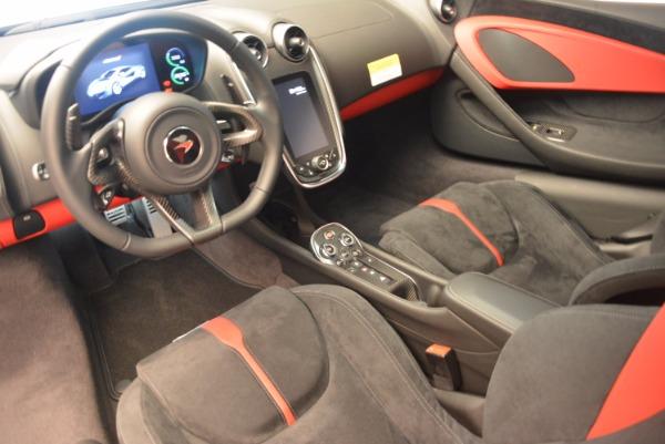 Used 2017 McLaren 570S for sale Sold at Alfa Romeo of Westport in Westport CT 06880 14