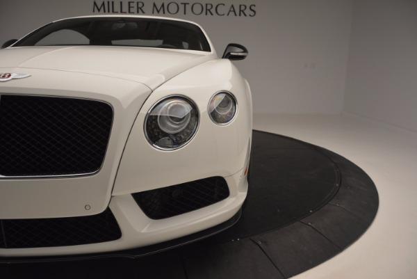 Used 2014 Bentley Continental GT V8 S for sale Sold at Alfa Romeo of Westport in Westport CT 06880 15