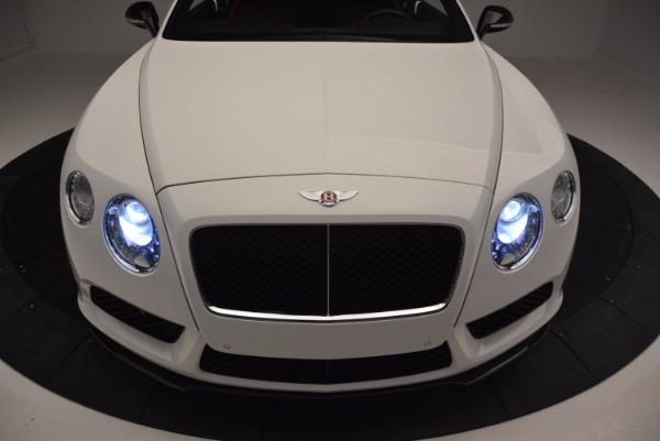 Used 2014 Bentley Continental GT V8 S for sale Sold at Alfa Romeo of Westport in Westport CT 06880 16