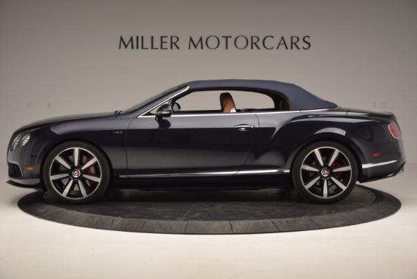 Used 2015 Bentley Continental GT V8 S for sale Sold at Alfa Romeo of Westport in Westport CT 06880 15