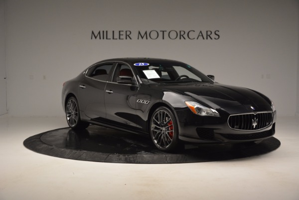 Used 2015 Maserati Quattroporte S Q4 for sale Sold at Alfa Romeo of Westport in Westport CT 06880 11