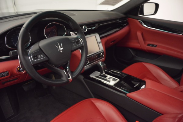 Used 2015 Maserati Quattroporte S Q4 for sale Sold at Alfa Romeo of Westport in Westport CT 06880 13