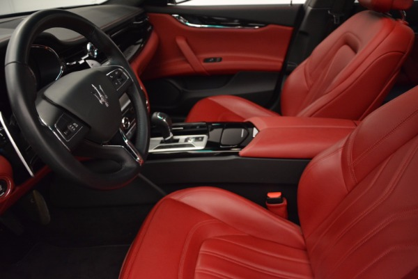 Used 2015 Maserati Quattroporte S Q4 for sale Sold at Alfa Romeo of Westport in Westport CT 06880 14