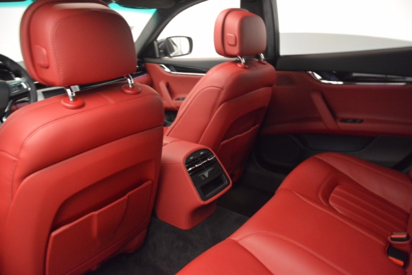 Used 2015 Maserati Quattroporte S Q4 for sale Sold at Alfa Romeo of Westport in Westport CT 06880 19