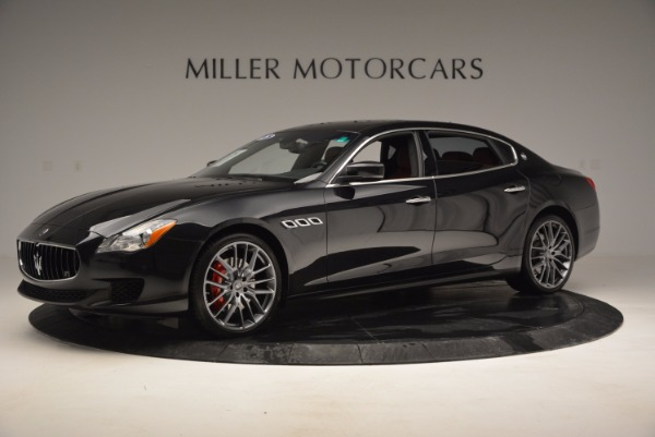 Used 2015 Maserati Quattroporte S Q4 for sale Sold at Alfa Romeo of Westport in Westport CT 06880 2