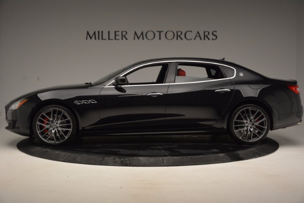 Used 2015 Maserati Quattroporte S Q4 for sale Sold at Alfa Romeo of Westport in Westport CT 06880 3