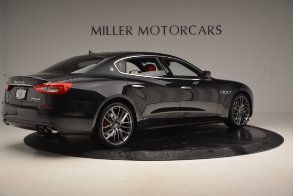 Used 2015 Maserati Quattroporte S Q4 for sale Sold at Alfa Romeo of Westport in Westport CT 06880 8