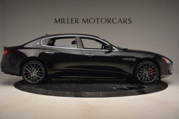 Used 2015 Maserati Quattroporte S Q4 for sale Sold at Alfa Romeo of Westport in Westport CT 06880 9