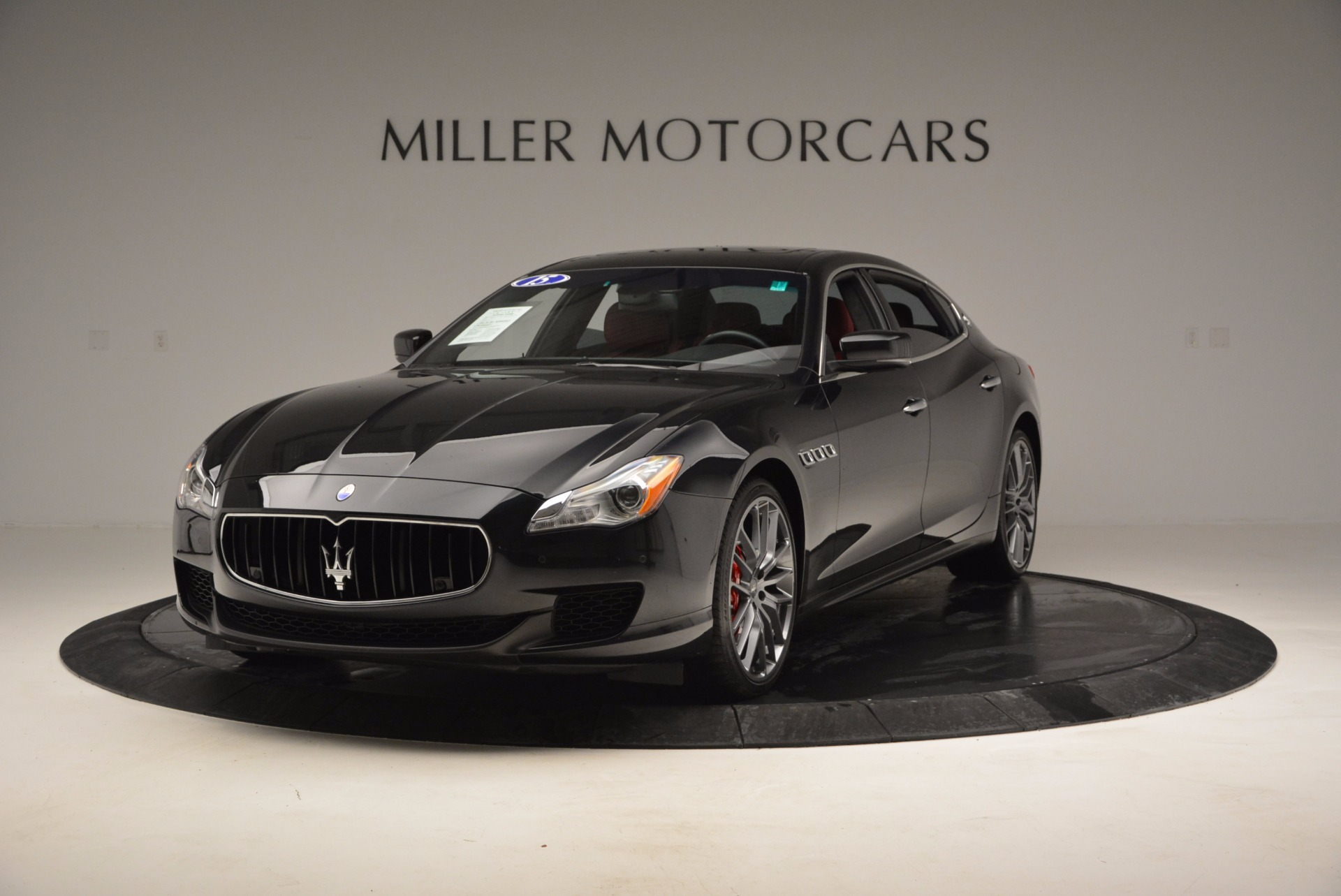 Used 2015 Maserati Quattroporte S Q4 for sale Sold at Alfa Romeo of Westport in Westport CT 06880 1