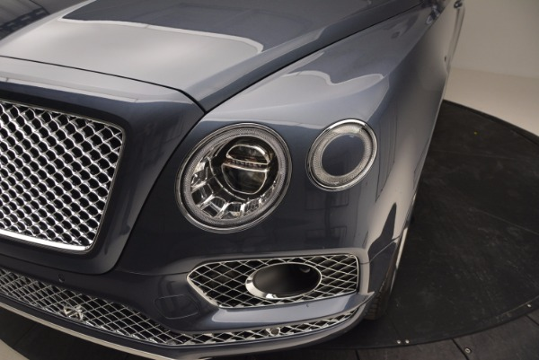 New 2017 Bentley Bentayga for sale Sold at Alfa Romeo of Westport in Westport CT 06880 14
