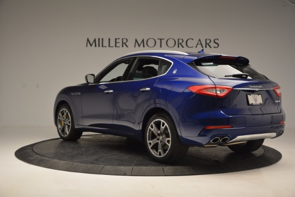 New 2017 Maserati Levante S Q4 for sale Sold at Alfa Romeo of Westport in Westport CT 06880 5