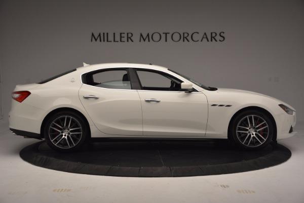 Used 2017 Maserati Ghibli S Q4 for sale Sold at Alfa Romeo of Westport in Westport CT 06880 10