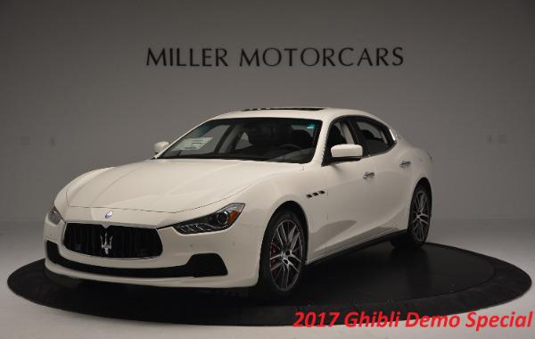 Used 2017 Maserati Ghibli S Q4 for sale Sold at Alfa Romeo of Westport in Westport CT 06880 2
