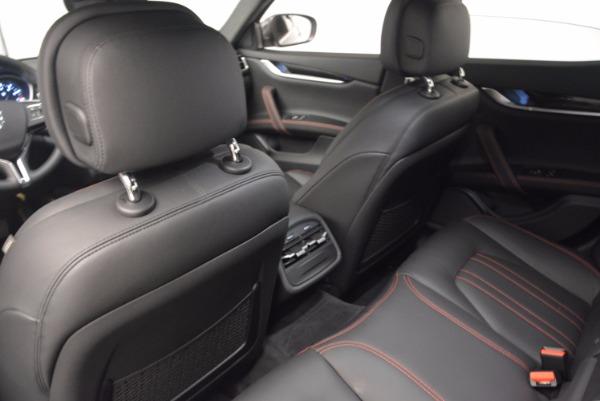 Used 2017 Maserati Ghibli S Q4 for sale Sold at Alfa Romeo of Westport in Westport CT 06880 21