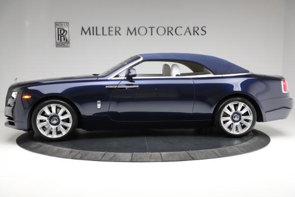 Used 2017 Rolls-Royce Dawn for sale Call for price at Alfa Romeo of Westport in Westport CT 06880 16