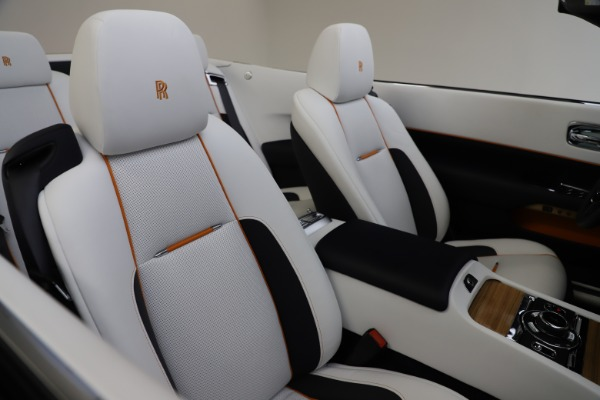 Used 2017 Rolls-Royce Dawn for sale Call for price at Alfa Romeo of Westport in Westport CT 06880 26