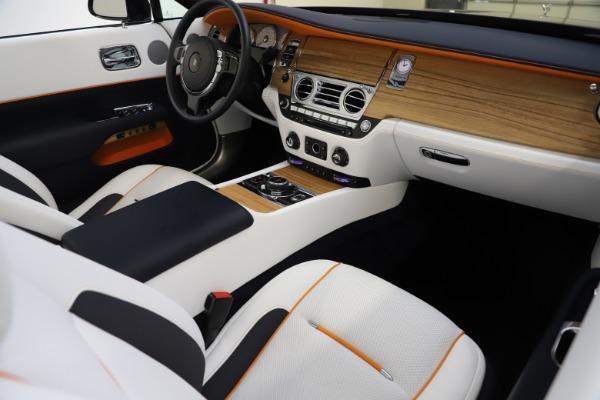 New 2017 Rolls-Royce Dawn for sale Sold at Alfa Romeo of Westport in Westport CT 06880 27