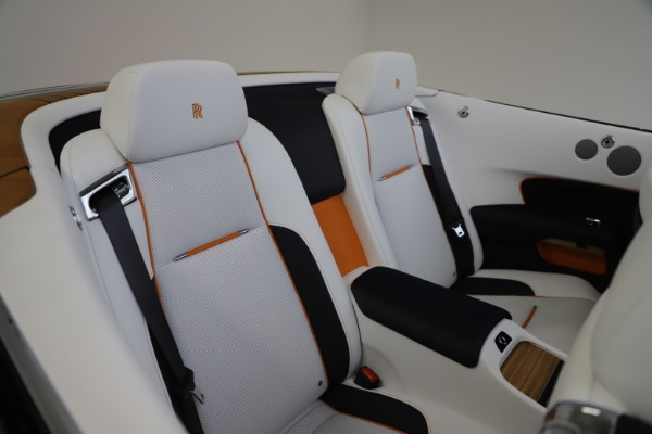Used 2017 Rolls-Royce Dawn for sale Call for price at Alfa Romeo of Westport in Westport CT 06880 28