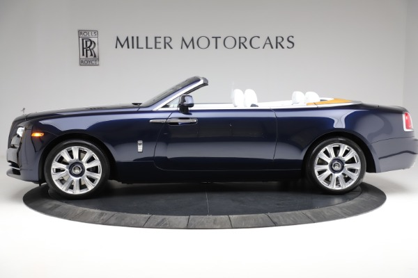 Used 2017 Rolls-Royce Dawn for sale Call for price at Alfa Romeo of Westport in Westport CT 06880 4