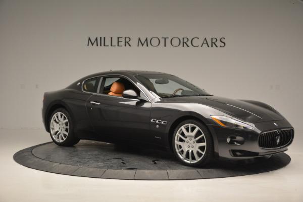 Used 2011 Maserati GranTurismo for sale Sold at Alfa Romeo of Westport in Westport CT 06880 10