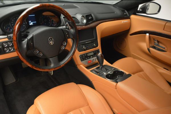 Used 2011 Maserati GranTurismo for sale Sold at Alfa Romeo of Westport in Westport CT 06880 13
