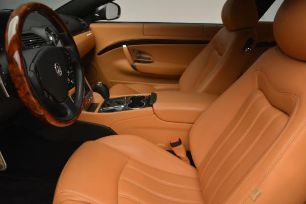 Used 2011 Maserati GranTurismo for sale Sold at Alfa Romeo of Westport in Westport CT 06880 14