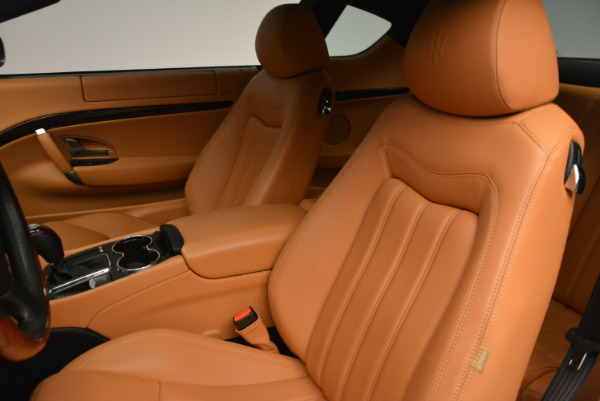 Used 2011 Maserati GranTurismo for sale Sold at Alfa Romeo of Westport in Westport CT 06880 15