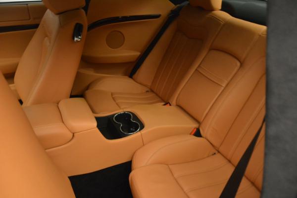 Used 2011 Maserati GranTurismo for sale Sold at Alfa Romeo of Westport in Westport CT 06880 17