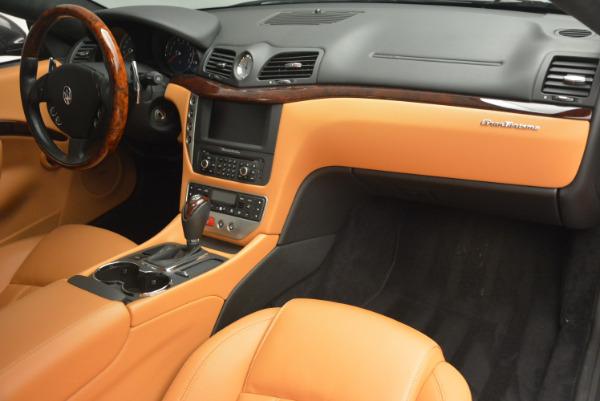 Used 2011 Maserati GranTurismo for sale Sold at Alfa Romeo of Westport in Westport CT 06880 18