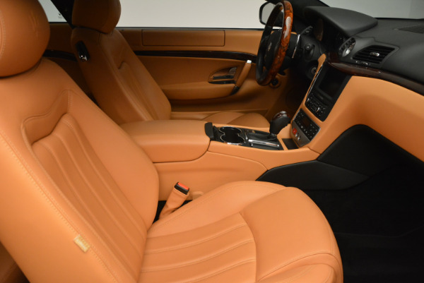 Used 2011 Maserati GranTurismo for sale Sold at Alfa Romeo of Westport in Westport CT 06880 19
