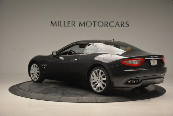 Used 2011 Maserati GranTurismo for sale Sold at Alfa Romeo of Westport in Westport CT 06880 4