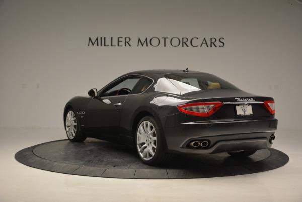 Used 2011 Maserati GranTurismo for sale Sold at Alfa Romeo of Westport in Westport CT 06880 5