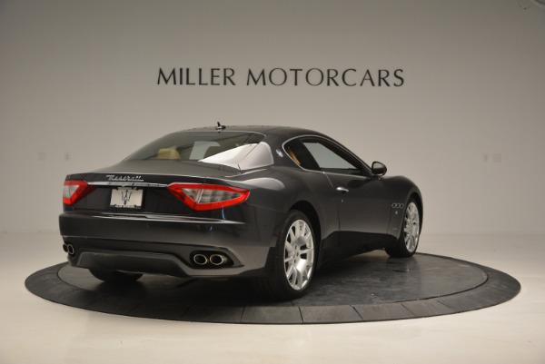Used 2011 Maserati GranTurismo for sale Sold at Alfa Romeo of Westport in Westport CT 06880 7