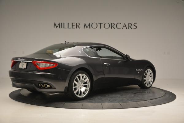 Used 2011 Maserati GranTurismo for sale Sold at Alfa Romeo of Westport in Westport CT 06880 8